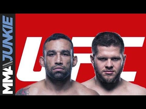 MMA UFC Fight Night 121 pre-event facts