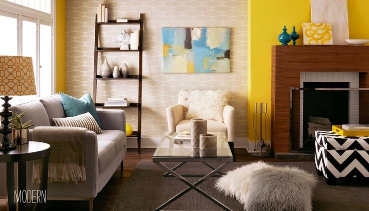 MODERN    Target Living Room