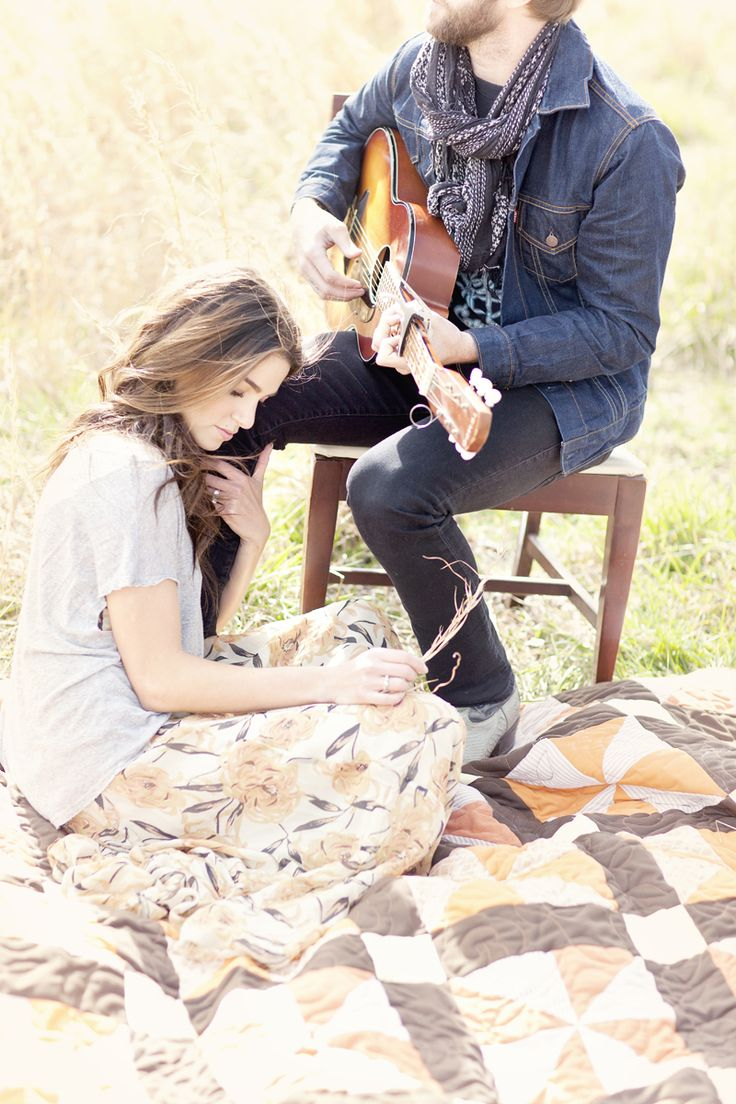 Paul McDonald & Nikki Reed // By Glass Jar Photography