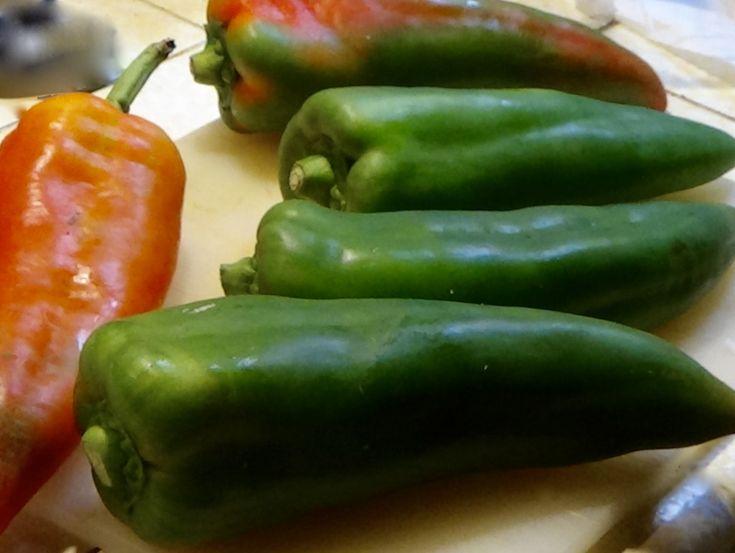 Peperoni ripieni con tonno video ricetta