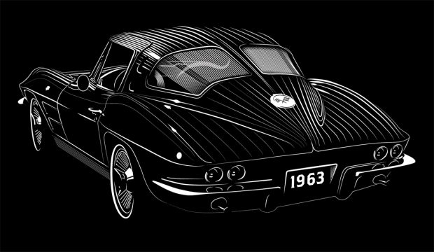 Outstanding Car Illustrations - UltraLinx