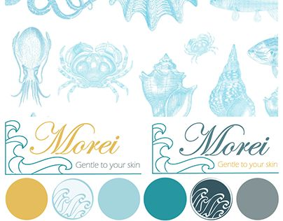 "Check out new work on my @Behance portfolio: ""Morei"" http://be.net/gallery/43795201/Morei"