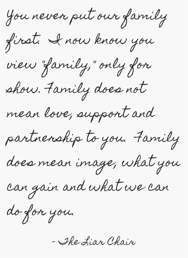 So true! No partnership, they only see what THEY did even with solid proof shown and reminded... And now that he is spending time with his child it's not ever quality daddy time, it's obvious its about what the new supply desperately wants and that's to appease the narc. Again I'm free and he can't isolate me anymore. But a child isn't and protecting him will be always be a challenge.