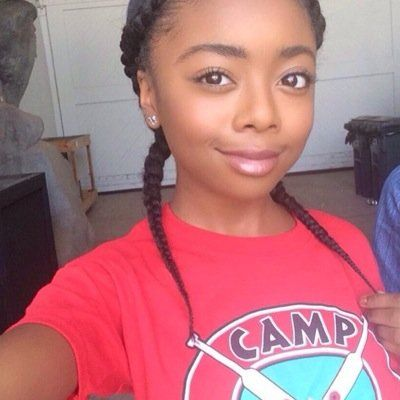 Skai Jackson ☆ Disney Channel ♡ Jessie ♡ Bunk'd