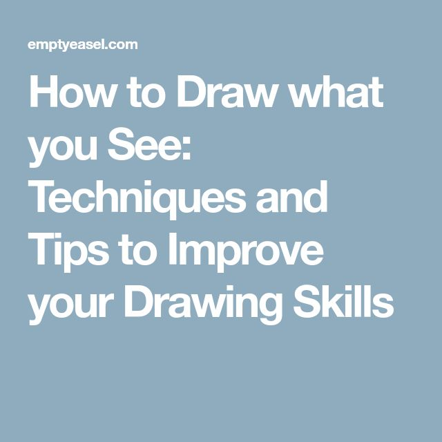 Best 25+ Drawing skills ideas on Pinterest Anatomy drawing - skills & abilities for resume