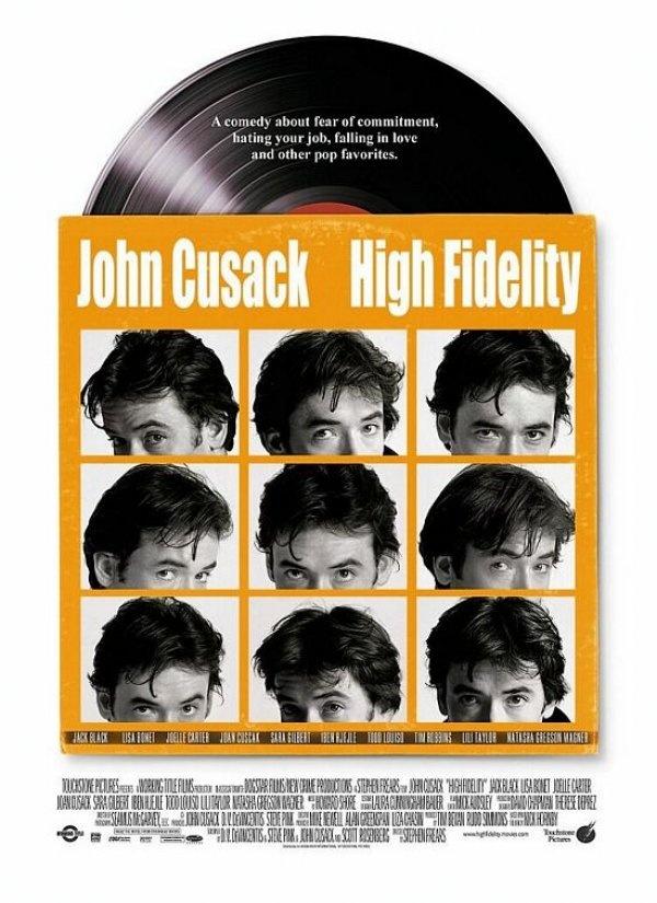High Fidelity...John *sigh* Cusack: Johncusack, Alta Fidelidad, Fidel 2000, Pop Music, John Cusack, High Fidel, Favorite Movie, Jack Black, Highfidel