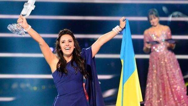 ユーロビジョン・ソングコンテスト2016優勝はウクライナ