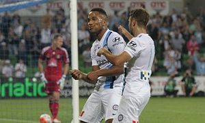 Melbourne City dish out A-League drubbing to sorry Wellington Phoenix