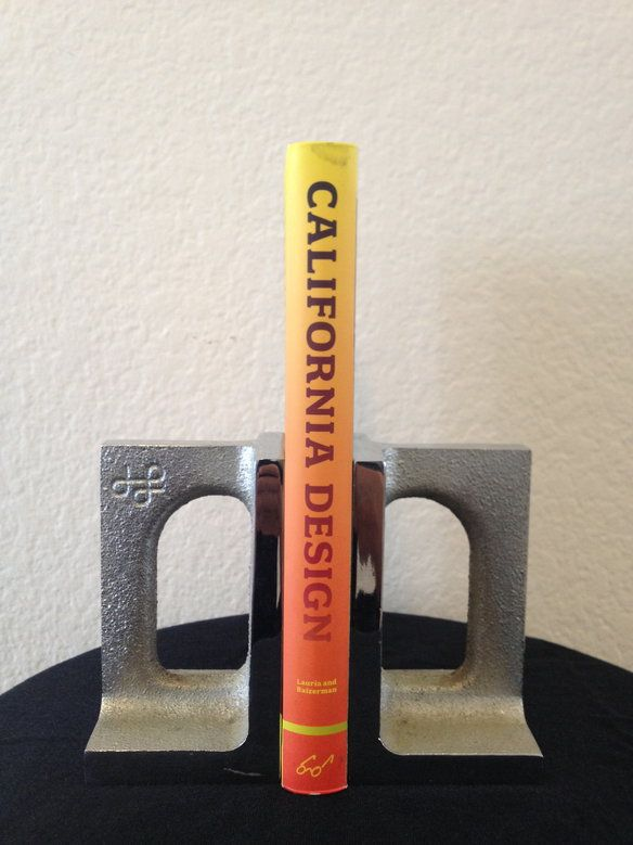 Bill Curry Design Line Bookends in New Downtown, Los Angeles, CA, USA ~ Krrb