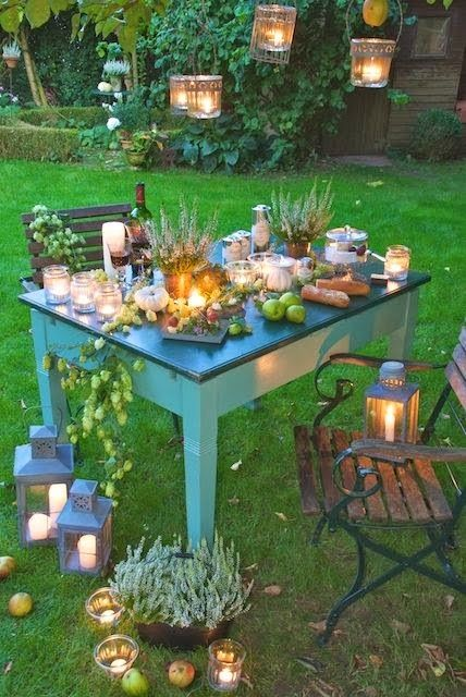 319 best images about outdoor dining on pinterest for Pinterest outdoor garden rooms