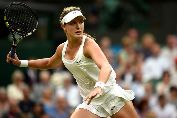Eugenie Bouchard - Jon Buckle/AELTC