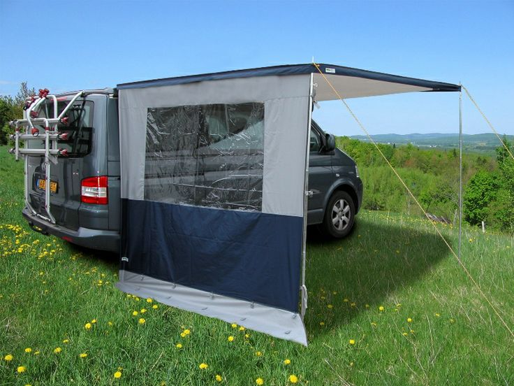 Riversway Leisure EuroTrail Camper Canopy Side Wall