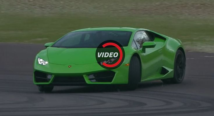 The Cheapest Lamborghini You Can Get The RWD Huracan 580-2 Is Also The Most Fun