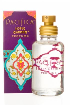 Fun, fresh and fantastic, Pacifica Spray Perfume is made with natural, pure grain alcohol (corn-sourced and gluten-free) and Pacifica's signature perfume blends with essential and natural oils. Precious and innocent in Lotus Garden, it's sexy, easy to wear and lovely to layer!