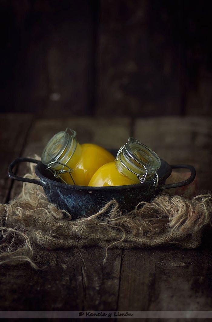 Lemon curd express (Microondas)