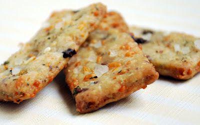 Mlsní jazykové: slané sušenky