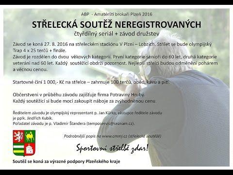 Amatérští brokaři Plzeň - soutěž amatérských brokařů Plzeň