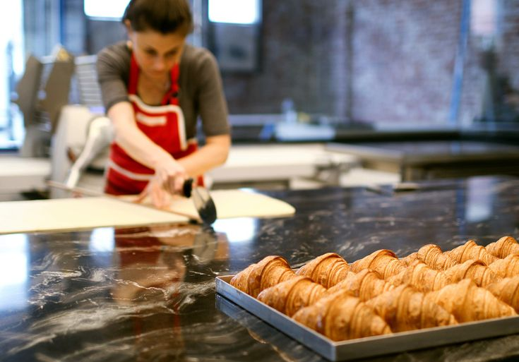 This small croissanterie has made headlines around Australia and the world. Now it's housed in a space-themed warehouse.