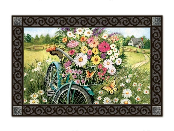 MatMates Welcome Door Mat Inserts For Your Front Entrance Are Unique Indoor  Outdoor Decorative Rubber Mats