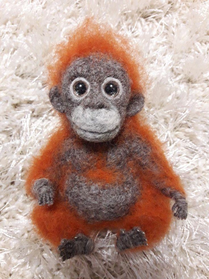 Орангутанг Рыжик