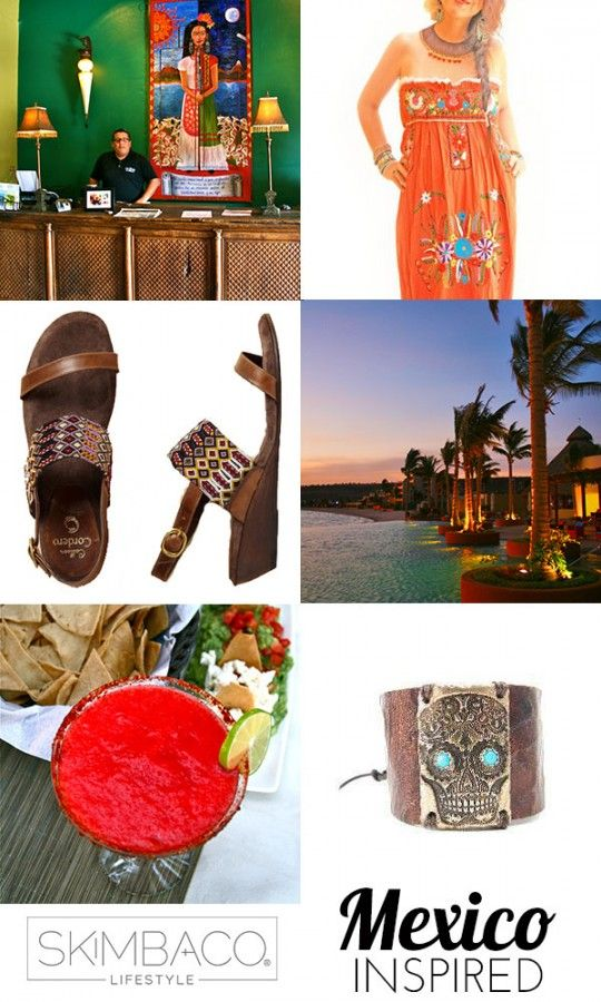 Viva Mexico: Mexico travel + shop: destinations and style inspired by Mexico.