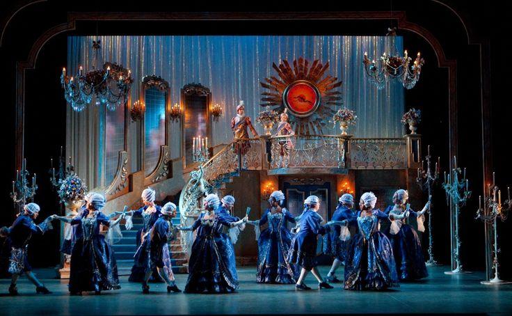 Cinderella (Panto). Children's Theatre Company. Scenic design by Eduardo…