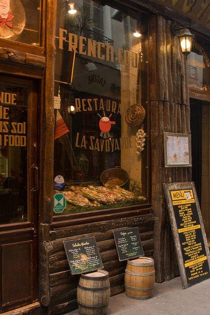 La Savoyarde, Latin Quarter