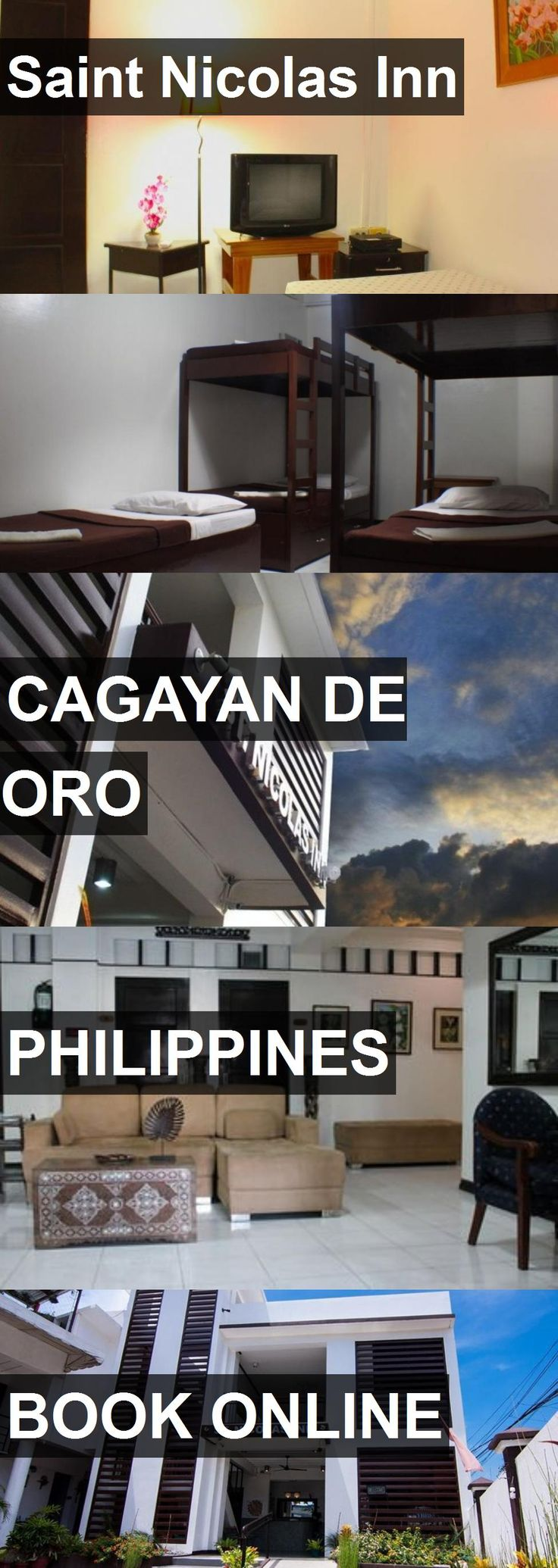 Hotel Saint Nicolas Inn in Cagayan de Oro, Philippines. For more information, photos, reviews and best prices please follow the link. #Philippines #CagayandeOro #travel #vacation #hotel
