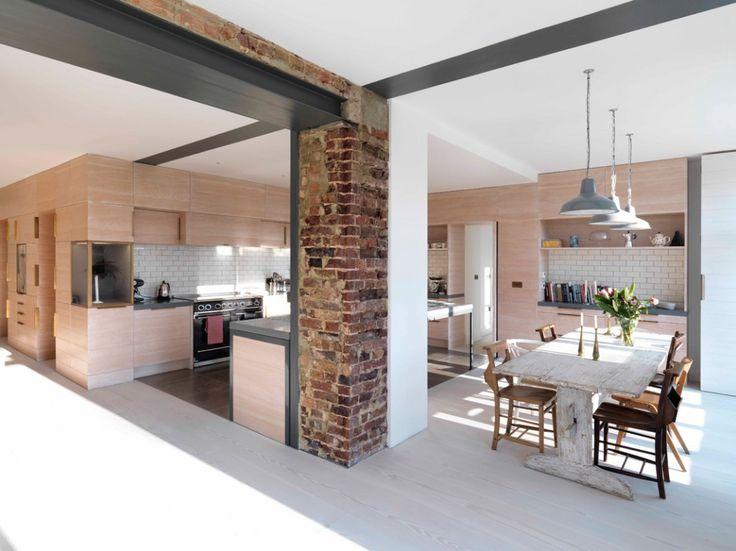 Threefold architects    Hamilton Terrace    The word of interiors june 2014