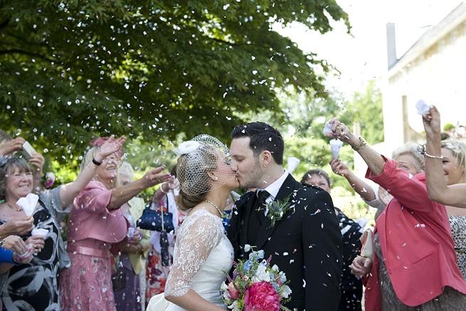 Wedding confetti photot - Marieke Murray got some great shots!<3 confetti!