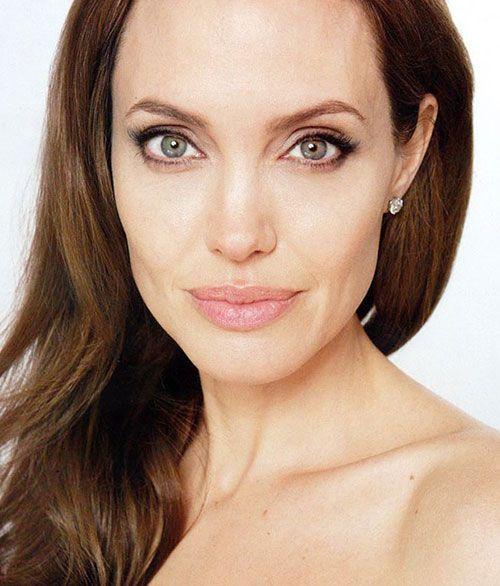 Angelina Jolie photographed by Noriaki Sasak - 2014