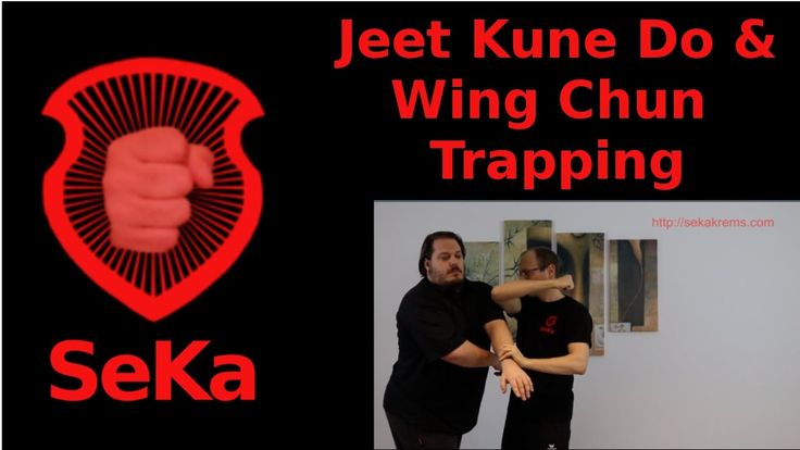 Jeet Kune Do & Wing Chun Trapping (Trainingseinblick)