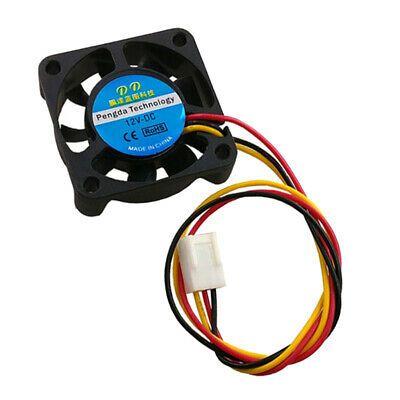 Details About Mini 12v Cooling Fan Hotend Extruder For 0 4mm