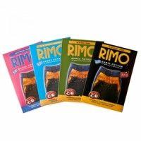 Βαφή ρούχων Rimo πολλαπλής χρήσης (φάκελο) Γιά 400 γρ. ρούχα βαμβακερά , λινά , βισκόζη και για 200 γρ. ρούχα μαλλοβάμβακα , μάλλινα , νάυλον , λύκρ