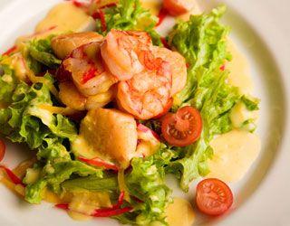 Gordon Ramsay's Crayfish Salad