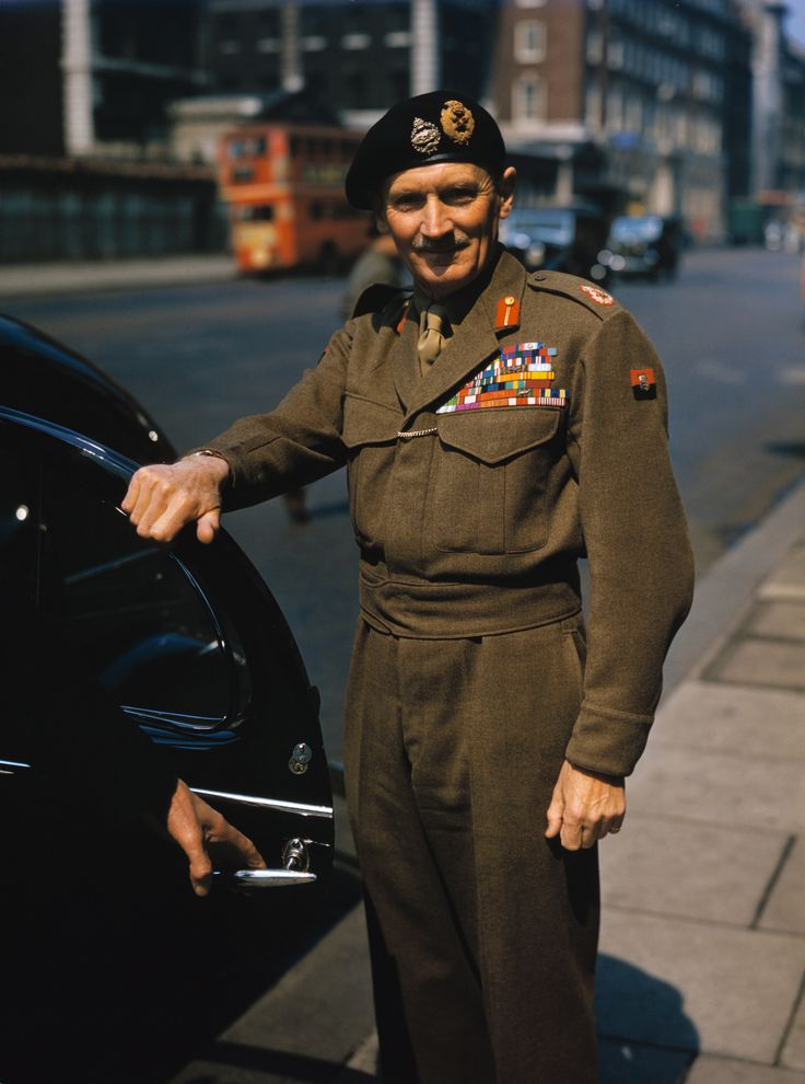 d day commander of allied forces