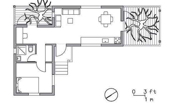 Container Home Floor Plan | Container House Plan Book Series Book 9 - Shipping Container Homes ... If you like please follow our boards!