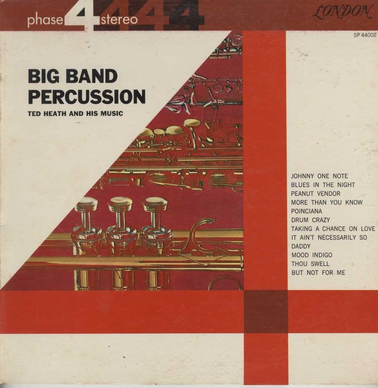 Ted Heath And His Music - Big Band Percussion
