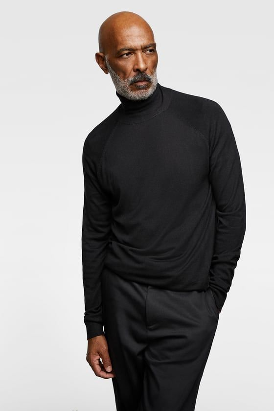 44cd7ec0 TURTLENECK SWEATER - Available in more colours   ESSENTIALS ...
