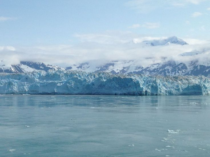 Today is the day! We are visiting the Hubbard glacier. The raison d'etre of our Alaskan cruise on board the Celebrity Infinity. It's 8 a.m and there is an announcement on the ship PA sy…