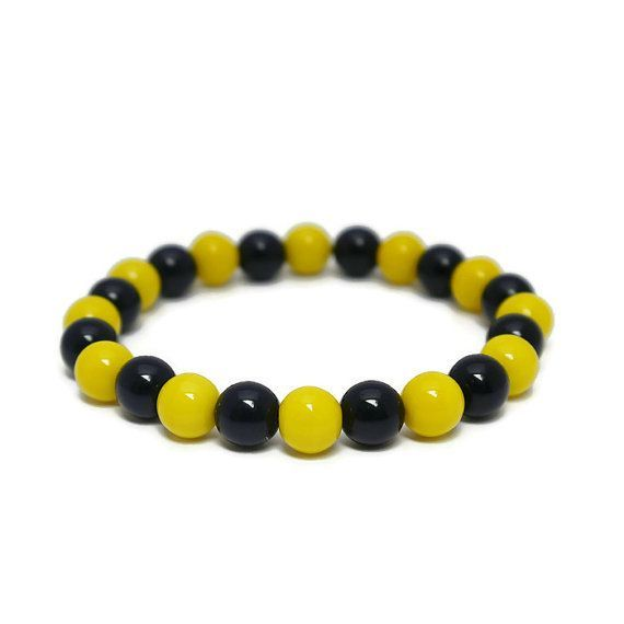 Football bracelets add team spirit to your game day (or every day) wardrobe.  Get yours today!