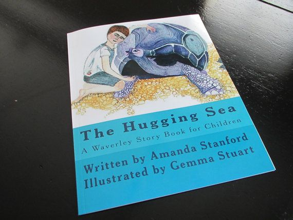 The Hugging Sea A Waverley Storybook for Children by reworkdpress, $10.00