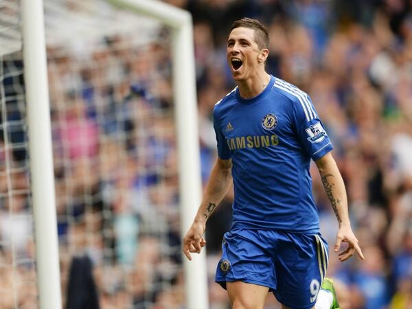 Goal & winner from Fernando Torres secures 3rd place for the Blues in our final match of the season #cfc