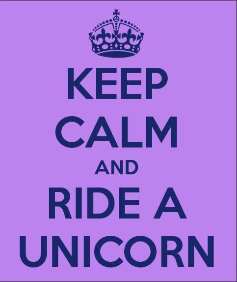 I LOVE UNICORNS!!!!!!