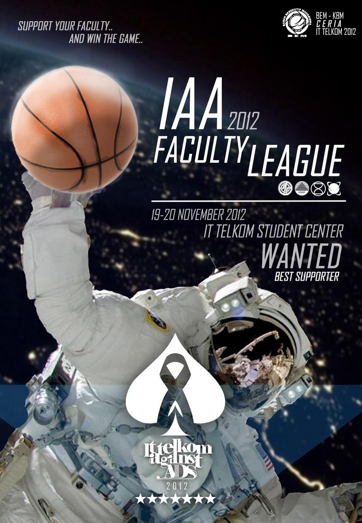 IAA Faculty League 2012