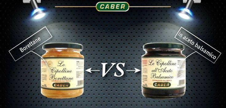 ...Chi vince?! #cucina #tavola #cipollineborettane #cipollinealbalsamico #caber #sfida