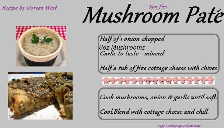 Mushroom Pate :)