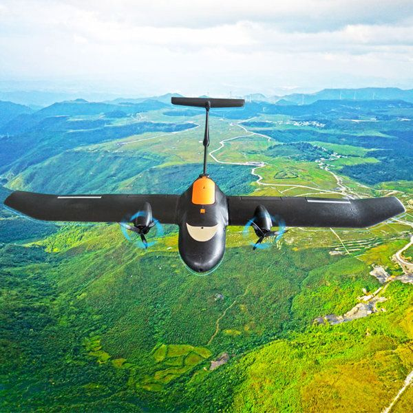 Skywalker EVE-2000 2240mm Wingspan FPV RC Airplane PNP Sale - Banggood.com