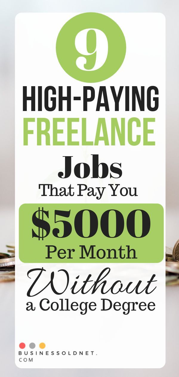 9 Best Freelance Jobs Online For Beginners To Make Extra