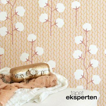 Sweet Cotton soft pink tapet